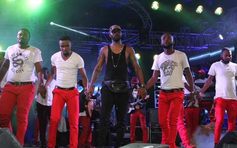 Fally Ipupa thrills Nairobi