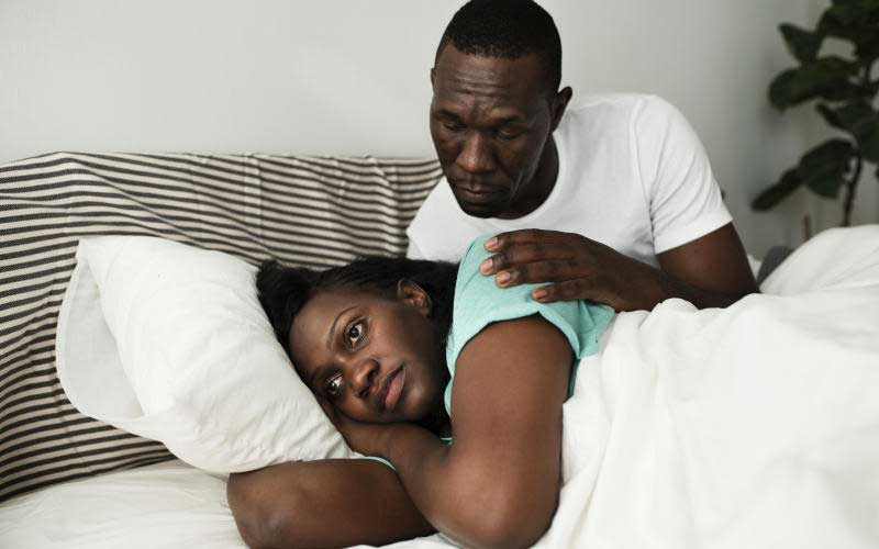 Five mistakes many couples make