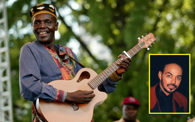 Go well Tuku, Ingram: Music is the food of love