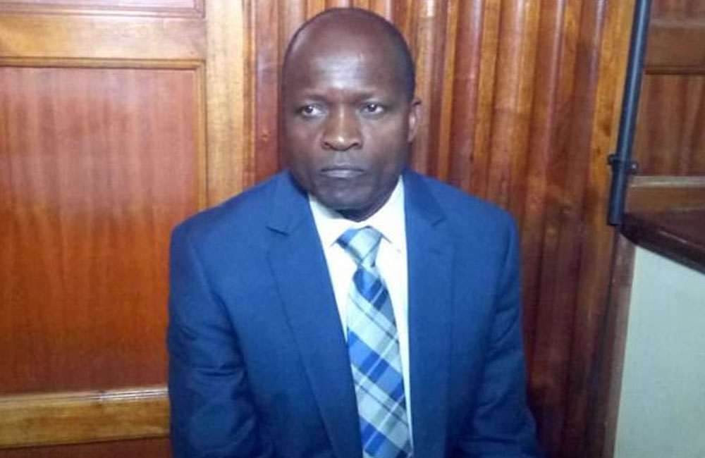 Governor Obado pleads not guilty, to remain in police custody