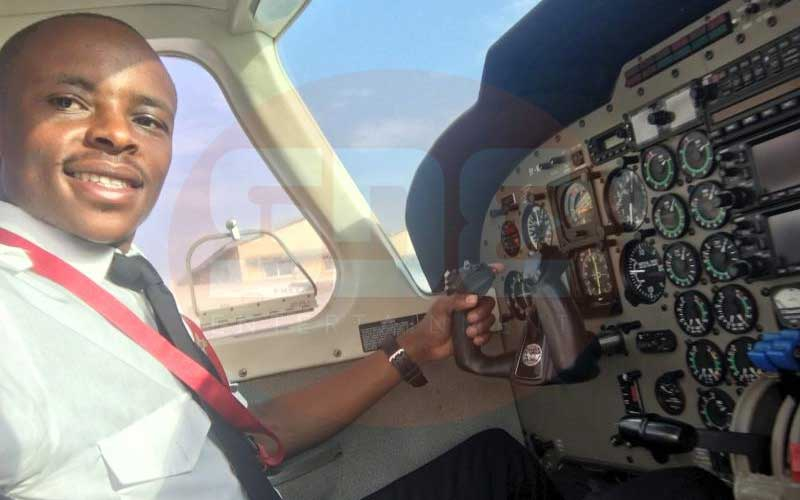 Grass to grace: How glue-sniffing street boy ended up being a pilot