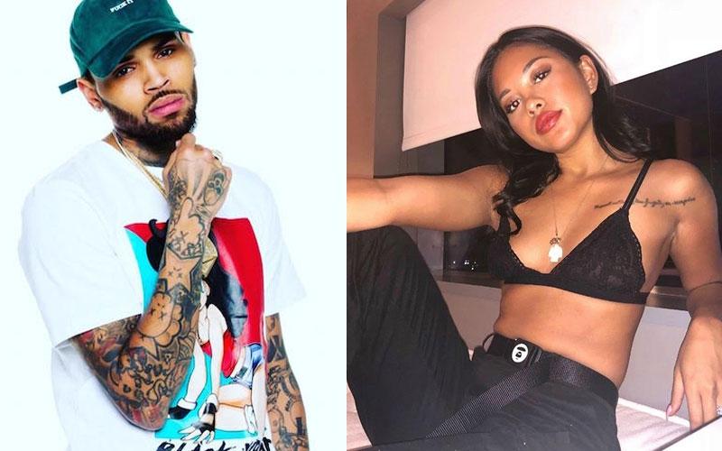 Has Chris Brown found love?