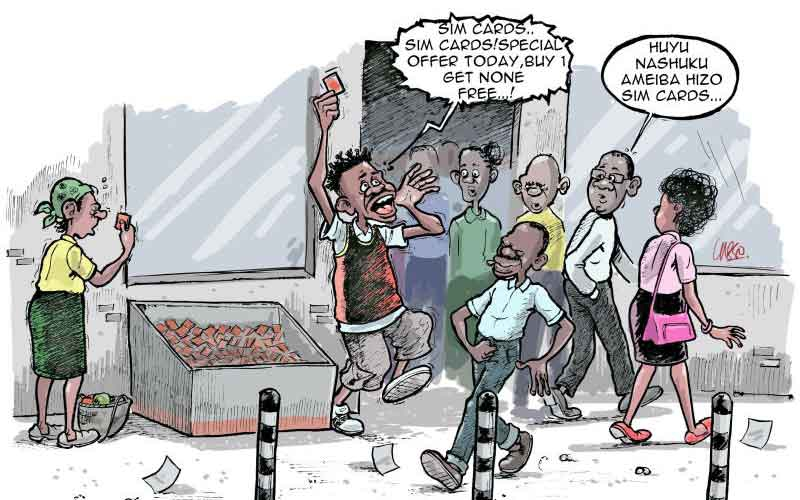 Hawkers agony: How my sweet words wooed a reluctant customer