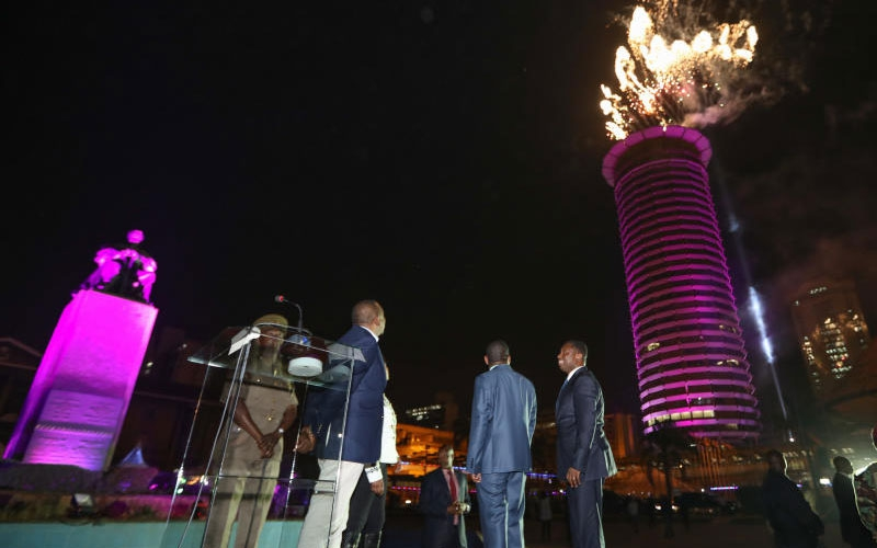 How Nairobi County spent Sh6.3 million on fireworks during New Year
