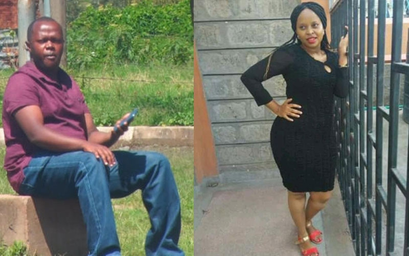Gruesome: How soldier lured wife and kids to death