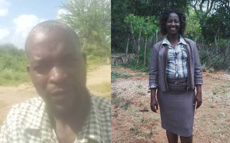 'I was tortured in murdered Kitui teacher's house till I fainted'