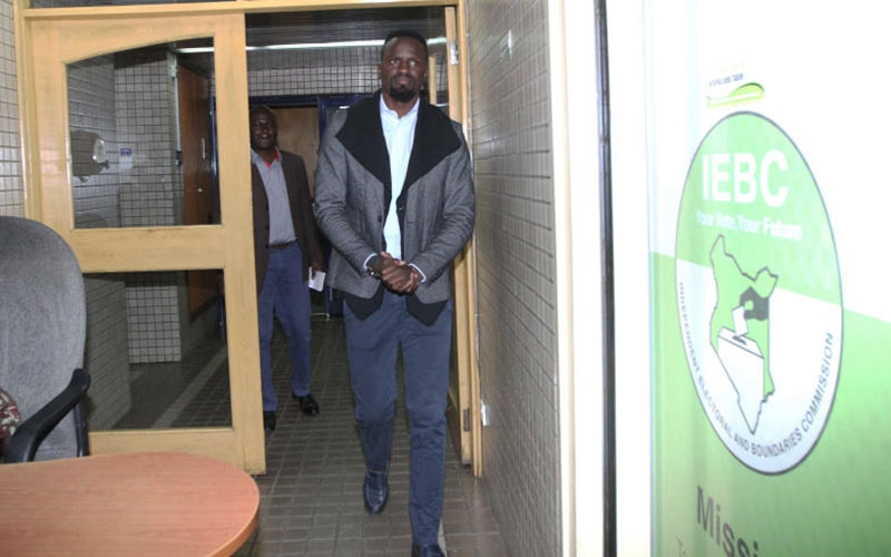 Why Mariga's MP bid is still in the balance despite IEBC clearance