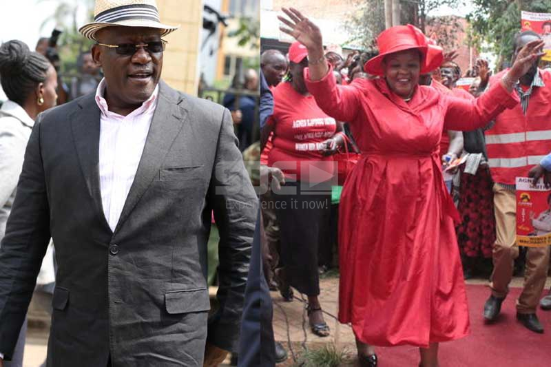 Johnston Muthama's divorced wife kicked out of house again