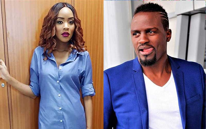 Joey Muthengi's response to fans who want her date Mariga