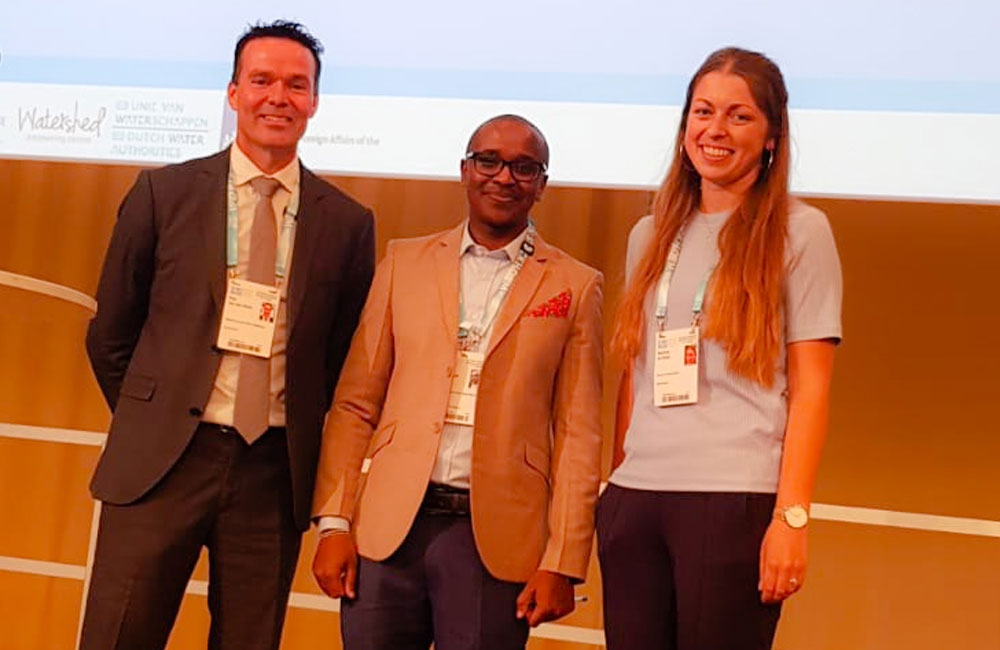 Kenya wins Stockholm's Young Professional Video contest