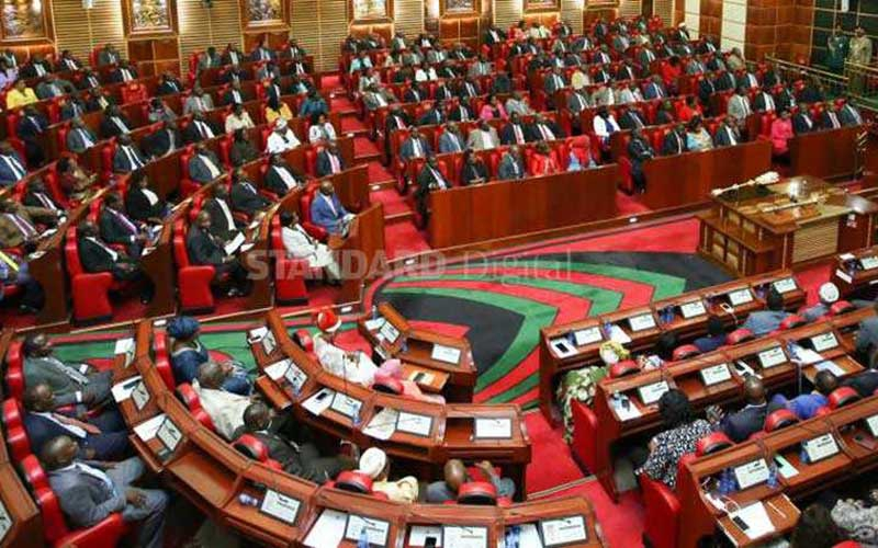 Kenyan MPs oppose tougher penalties for corruption suspects
