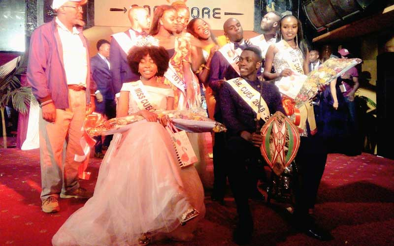 Law student crowned Miss CUEA in colourful fete
