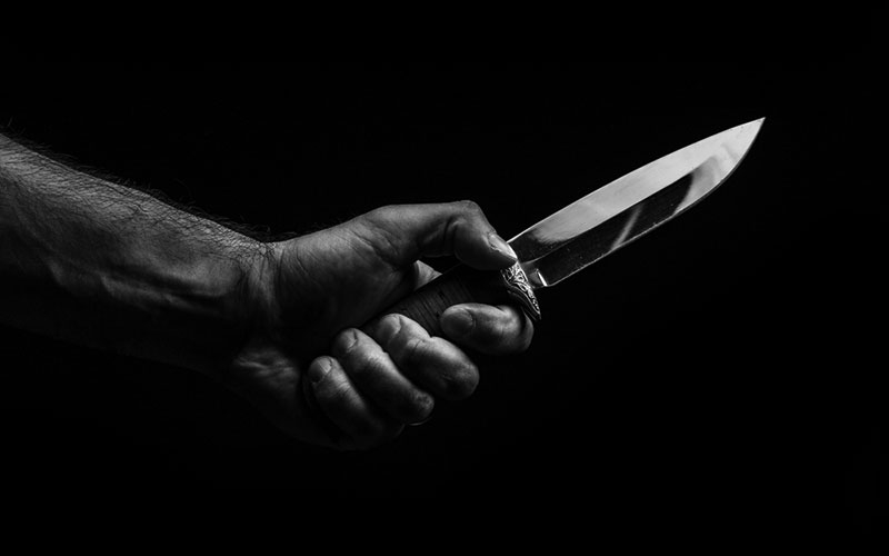 Love triangle: Man arrested over neighbour's stabbing