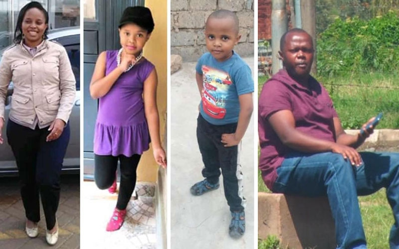 Major Mugure had tried poisoning his children- Joyce Syombua's mother claims