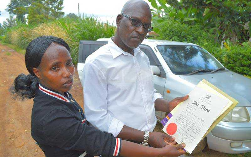 Meru clan banishes couple, accuses wife of disrespecting in-laws