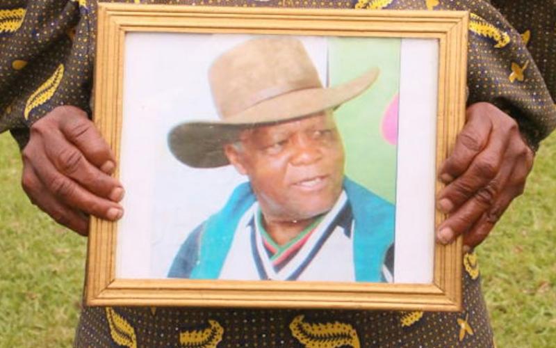 Missing Joe Kadenge offering baskets found empty