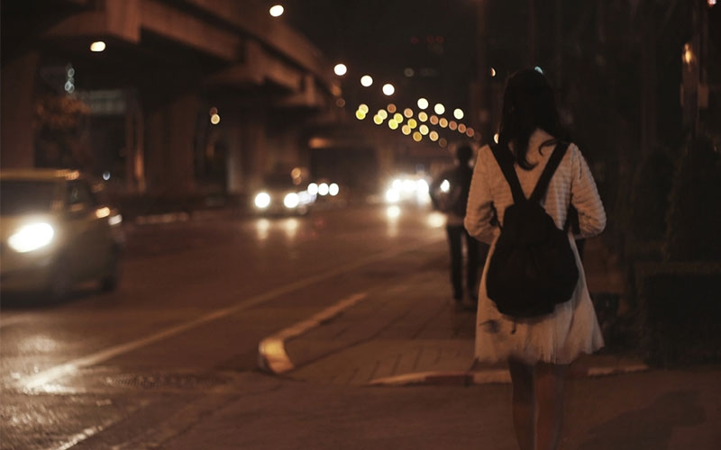 Morning after: The walk of shame that is every woman's nightmare