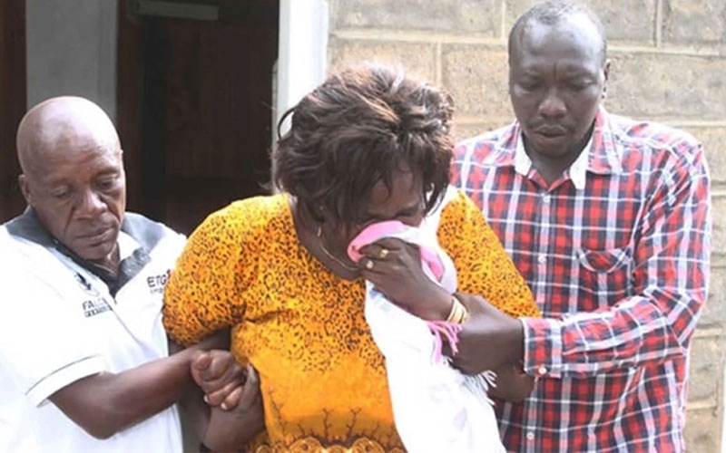 Heart-breaking: MP Beatrice Kones loses daughter months after son's suicide