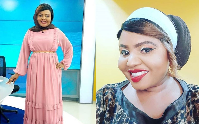Mwanaishi Chidzuga launches show after being fired from K24