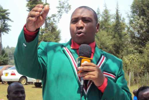 Don't pray for my leg to be healed - Nominated MP tells pastors