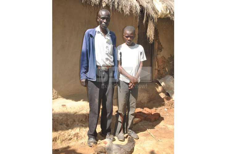 Needy Kakamega student ready to sell kidney to raise school fees