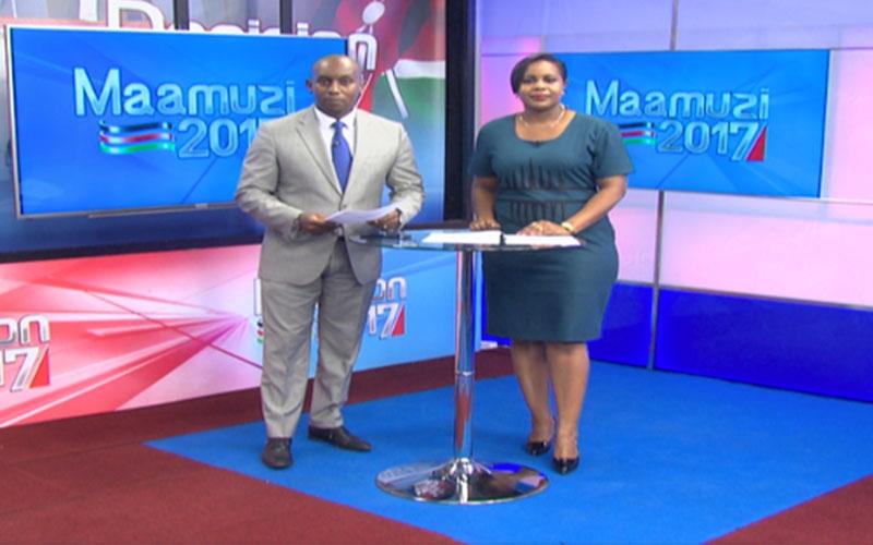 Nimrod Taabu speaks after leaving NTV
