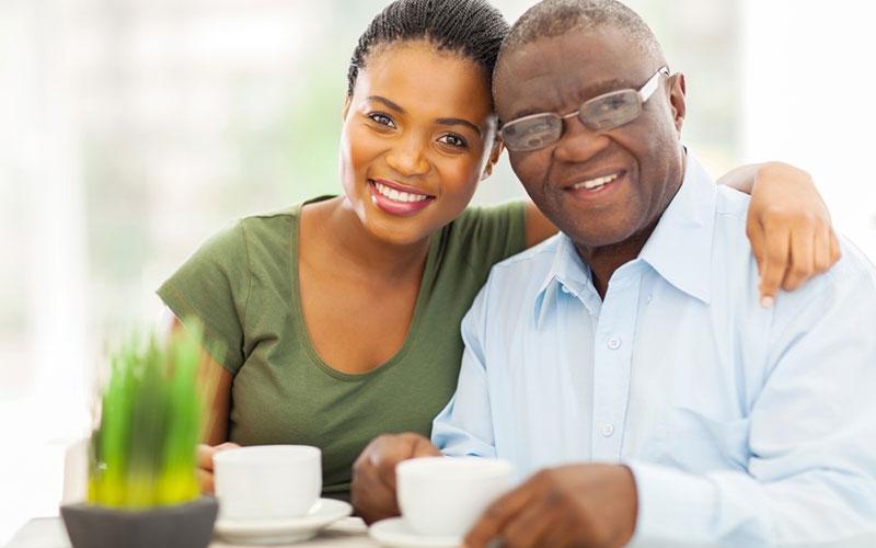 Paka mzee... Narok man elopes with his son's fiancee