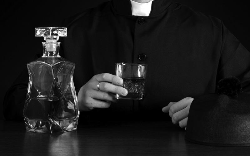 Pastor uses whisky to get men closer to God