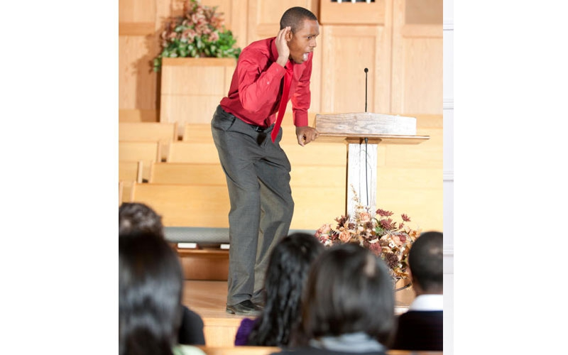 Pastors' crazy antics and why they're taking over comedy