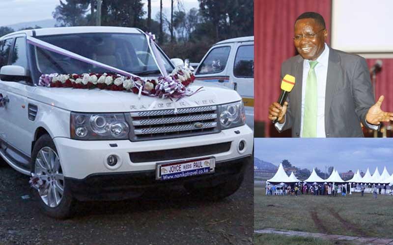 Preacher stops Nakuru wedding, says 'standards' not met