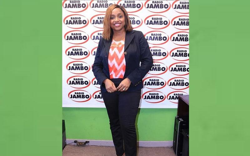 Radio host Massawe Japanni in mourning