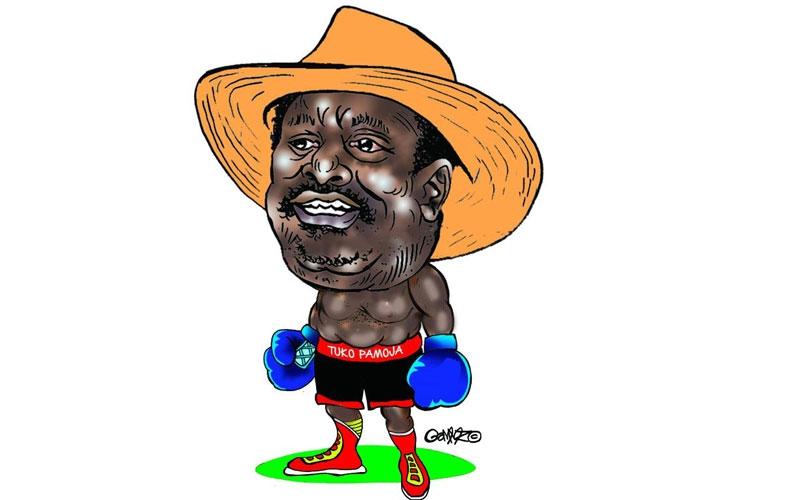 Raila sold his soul, now overworking as Uhuru sycophant, Jubilee apologist