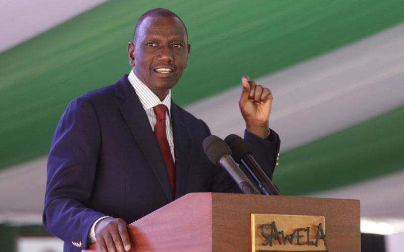 Rift between CS, DP Ruto widens over 2022 elections