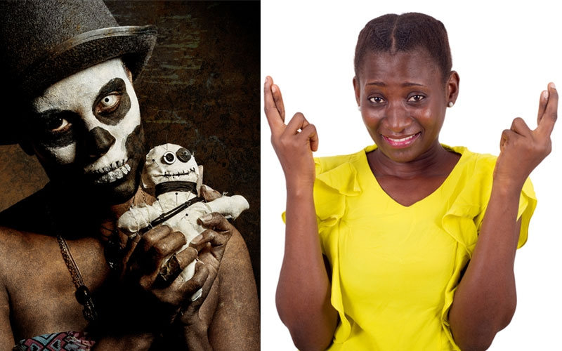 Riswa! Of God-fearing Kenyans who are also superstitious