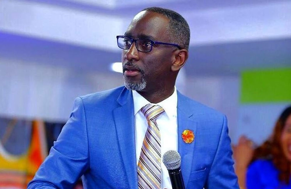 Robert Burale's tips on how to make marriage work
