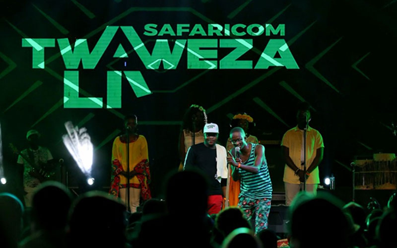 Safaricom Twaweza live Kisumu entertains over 18,000 people with electrifying performances