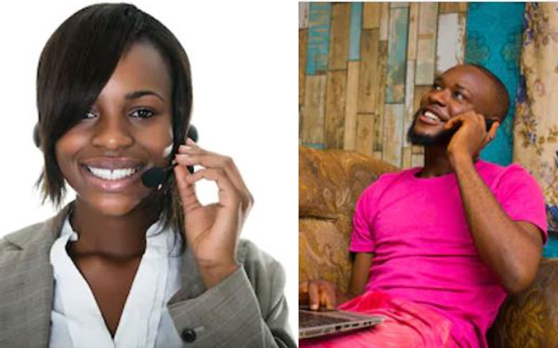 Send me nudes: Weird, rude requests customer care agents get