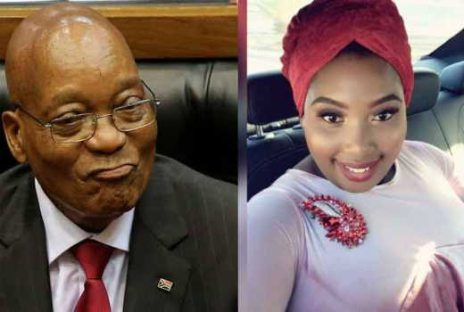 Seventh wife: Meet Jacob Zuma's 24-year-old bride