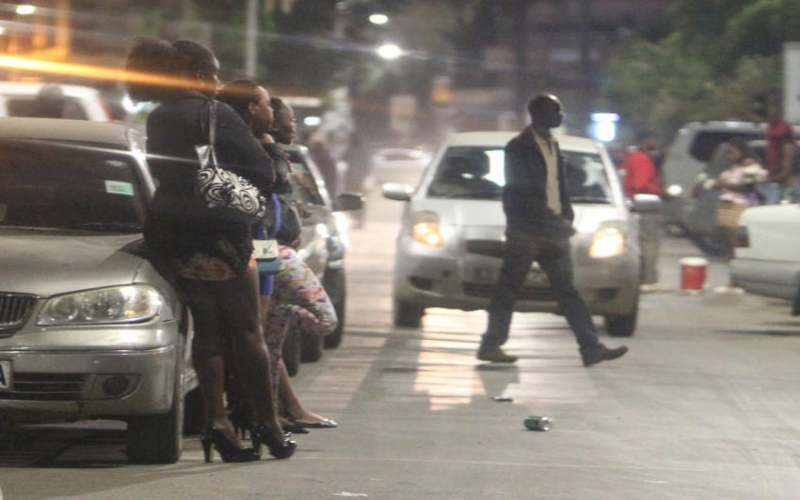 Drama as Mombasa hookers castigate police for disrupting their business