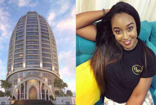 Showdown: Betty Kyalo ditches partner, opens new salon