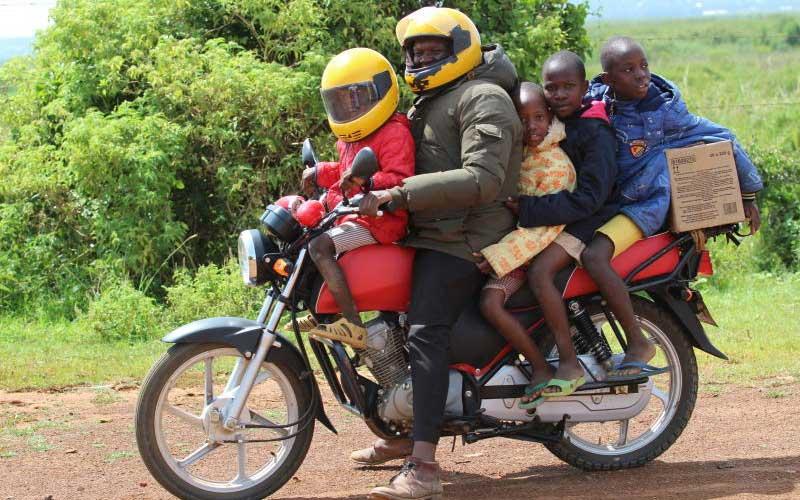 Spare us from wearing helmets: Akorino faithful's plea