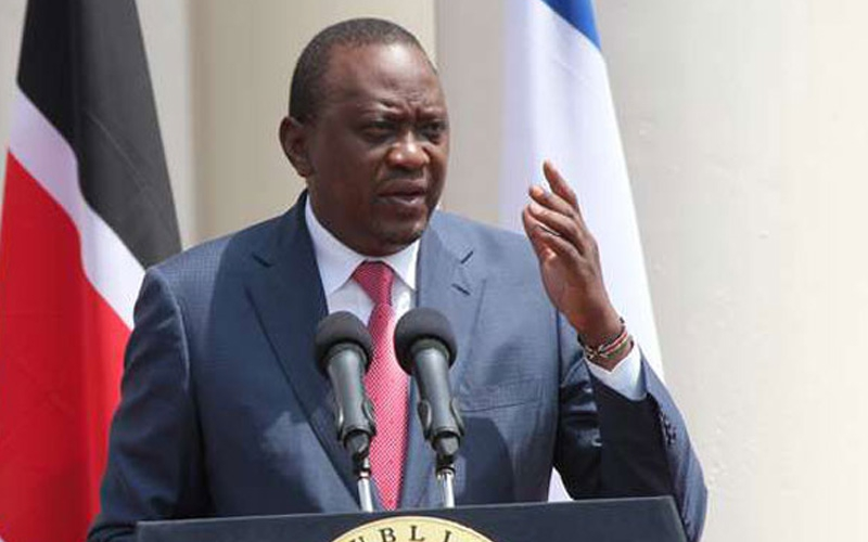 State House reveals whereabouts of President Uhuru after weeks of absence