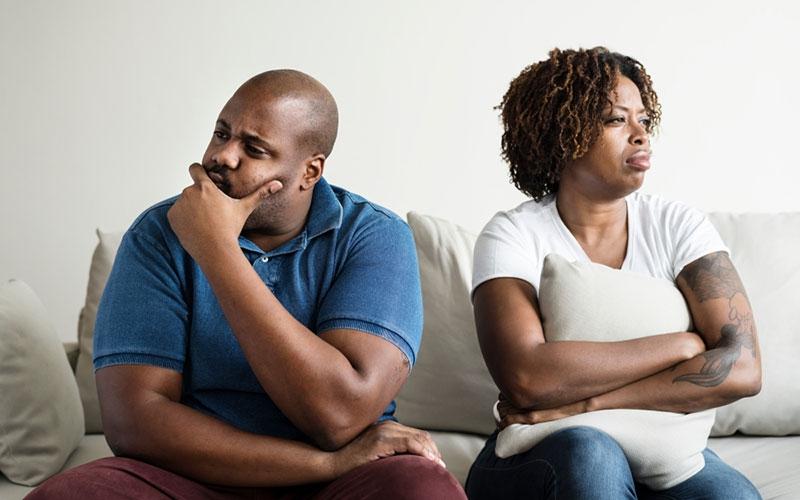 Tactics Kenyan women use to 'sit on' men
