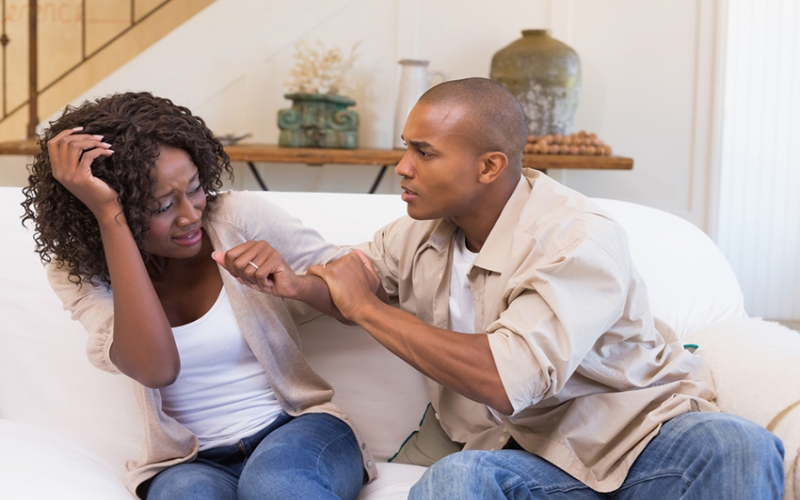 Five tell-tale signs that your new  catch is likely to be an abuser