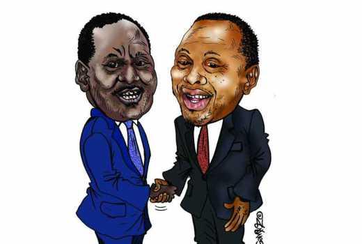 The polygamous marriage of Uhuru and Raila explained