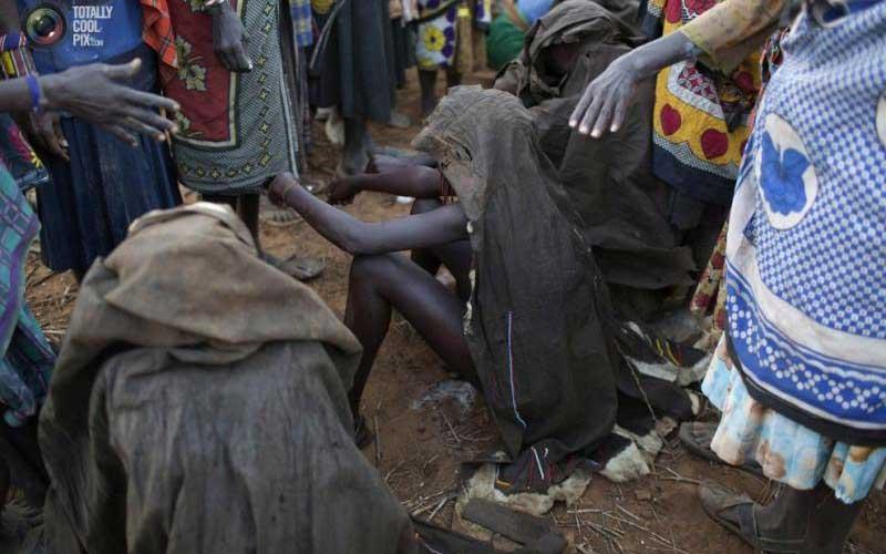 The torture boys undergo during circumcision ceremonies