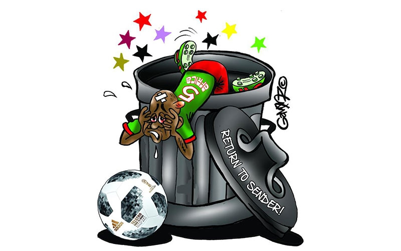 World Cup: Blame Africa's poor showing on mismanagement