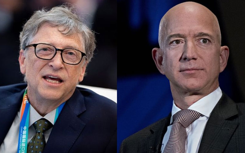 World's richest 26 billionaires earn same amount as the poorest 3.8 billion people