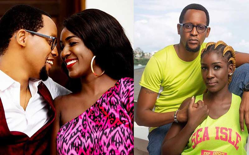 Actor Dan Sonko reacts to critics over new relationship, years after wife's death