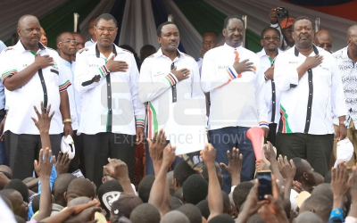 Tibim! Why Raila, Nasa were walloped